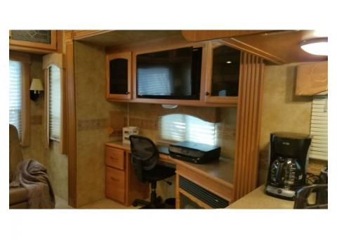 $17,900.00  2008 Heartland Bighorn, 37 ft. 5th wheel, great condition. Living is great in this top-o