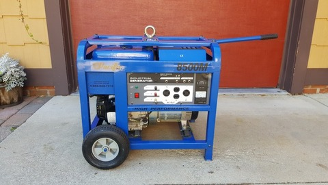 8500W Generator